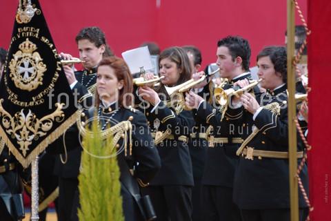 LOS DEL PERDÓN - Banda de Cornetas y Tambores del Stmo. Cristo del Perdón
