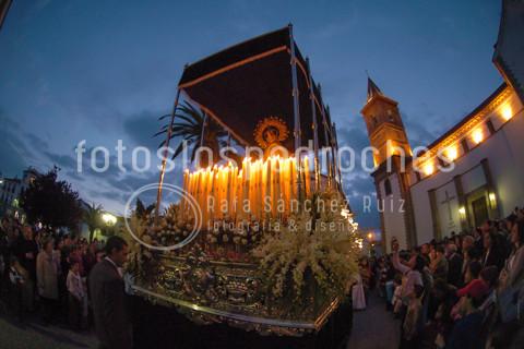 MARTES SANTO - Hermandad Servita y Cofradía de Nazarenas de María Santísima de Los Dolores