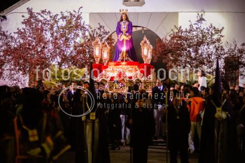 """MIÉRCOLES SANTO - Hdad. de Nuestro Padre Jesús Rescatado """"Cristo de Medinaceli"""""""
