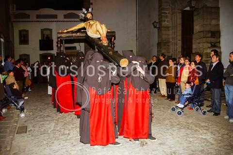 MIÉRCOLES SANTO - Cofradía Stmo. Cristo de La Caridad en su Vía Crucis