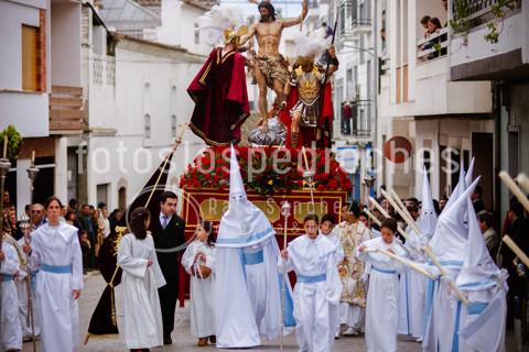 DOMINGO DE RESURRECCIÓN - Hermandad Sacramental y Cofradía de Nazarenos de Jesús Resucitado y Ntra. Sra. María Stma. de Luna